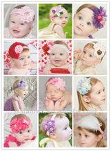 2015 New styles! top baby headband