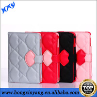 Hybrid PU Leather Wallet Flip Pouch Stand Case Cover FOR ipad air