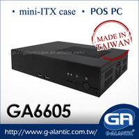 GA6605 Mini ITX Case for Cloud Computing PC Server