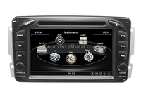 Car DVD for Benz SLK class R171 W171 with Gps 7 inch RDS Radio