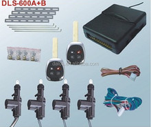 12v Auto Central Lock And Unlcok Car One Master Three Remote Central Door Locking System