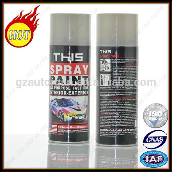 450ml colores met licos para auto coche pintura en aerosol - Pintura en spray para coches ...