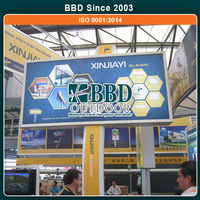 Customized Double Side Slim Cheap Light Box Sign
