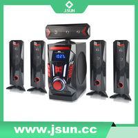 2015 newly line array speaker design with USB/SD