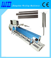 all extended 1800mm length MICA COIL winding machine hot sale in VIETNAM AND BRAZIL