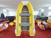 Inflatable 4 person paddle boat with CE!!!
