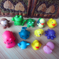 Cheap elephant plush animals toy, baby bath toys elephant