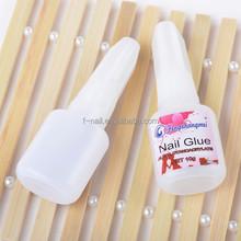 nail tips transparent nail glue 10g