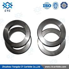 Brand new extreme hardness tungsten carbide rollers used for steel rolling mill exported to oversea