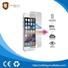Trade assurance Supplier 9H 0.3mm thick LCD touch screen glass protector for iPhone 6