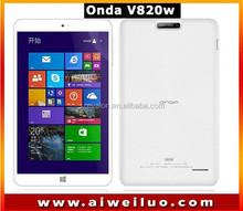 Original 8.0inch Onda V820w Intel Z3735F Quad Core Tablet Window 8.1 2GB RAM 16GB / 32GB WIFI Bluetooth OTG TF Card