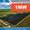 For solar power plant 1MW / 5MW / 10MW solar panel 185W SL5M72-185W