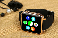 touch screen zy06 smart watch phone bluetooth mobile phone watch with vibraion for android