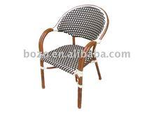 Aluminum Bamboo look outdoor furniture