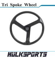 700c carbon tri spoke wheelset tubular 3 spoke carbon road bicycle wheels three spoke bike wheels