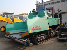 XCMG Wheel type Asphalt Concrete Paver RP602L for sale