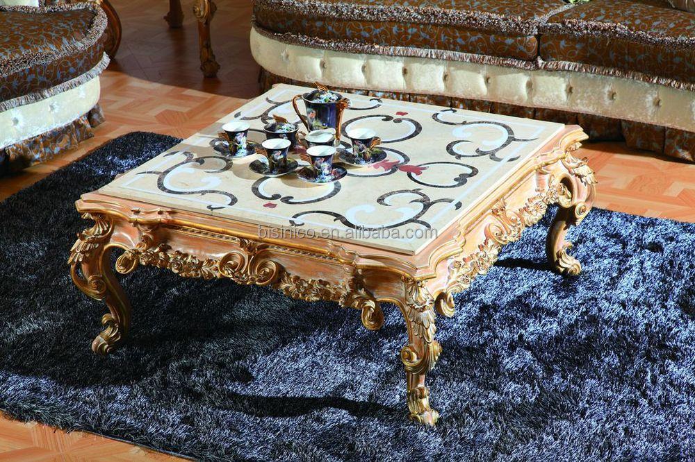 Estilo muebles de sala sofá de lujo victoriano set/royal palace ...