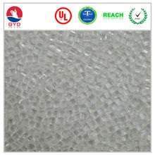High transparency PC Plastic raw material, FR Polycarbonate resin