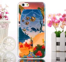 Custom desgin IMD printing blue light soft tpu case for iphone 6 6plus 5/5s, relief win cup tpu case for iphone 6