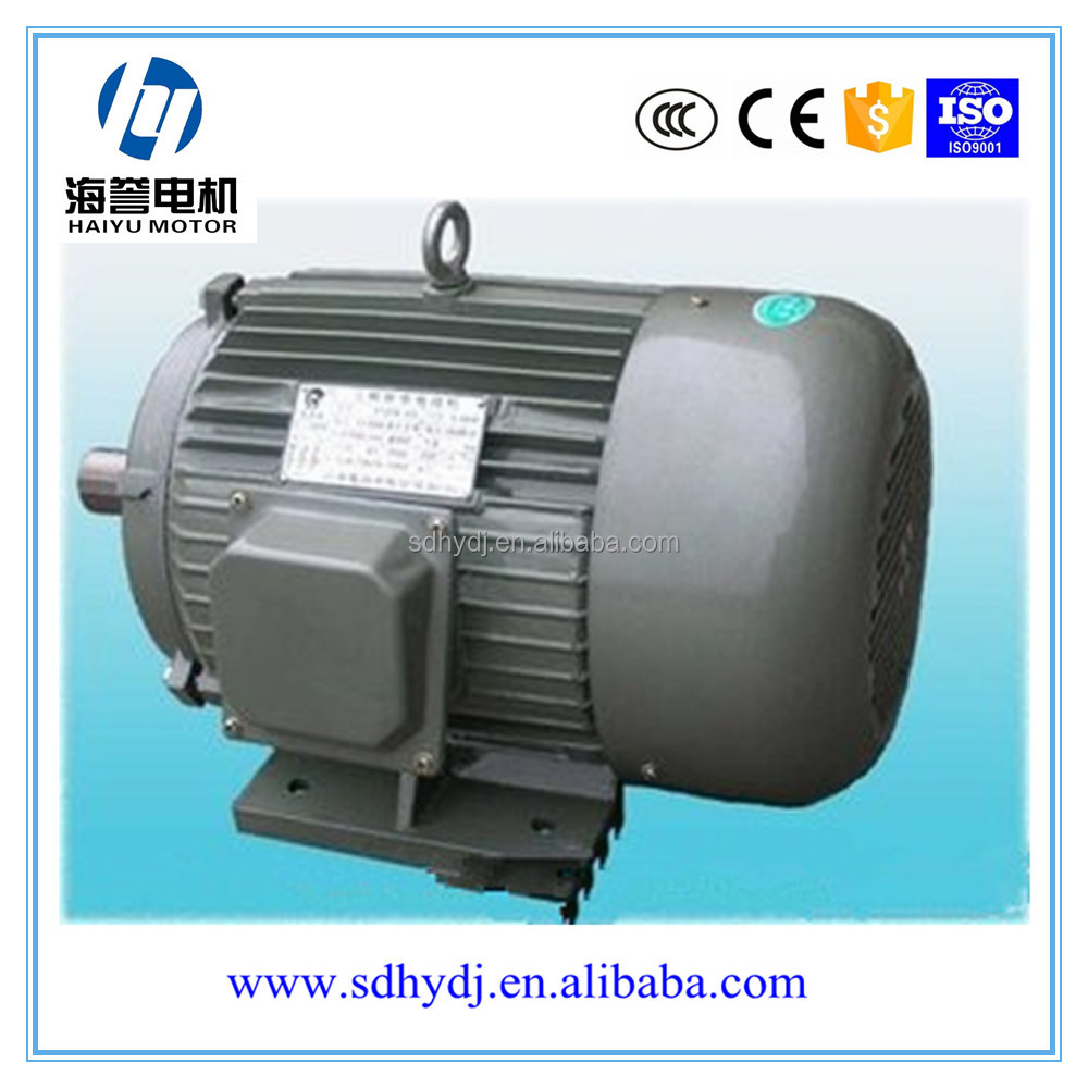 Top Selling 220v 380v 3 Phase Electric Motor 11kw 15hp