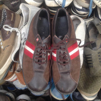Used shoes warehouse bulk fashion high quality used shoes for africa market