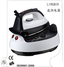 CE GS Steam station electric industrial laundry iron press plastic electric iron cover heavy electric iron