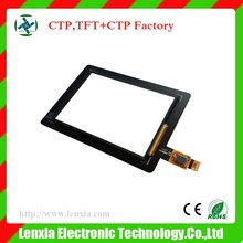 Top quality 320x480 dots 3.5 '' capacitive touch screen