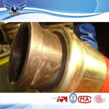 Length 1m-10m used concrete pump rubber hose