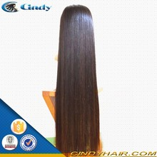 "Wholesale 100% virgin human hair 30"" inch malaysian human hair full lace wig sew in"