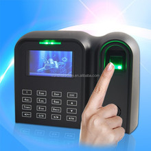 waterproof fingerprint time attendance support Auto status