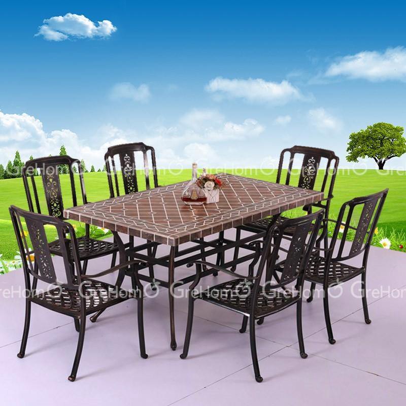 Modern Cast Aluminum Outdoor Furniture Buy Cast Aluminum Outdoor Furniture