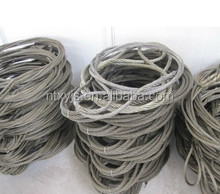 stainless steel wire rope fasteners