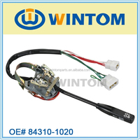 Top Quality Car Accessories Universal Turn Signal Switch With OEM 84310-1020
