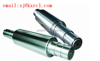 customized heavy duty forged shaft and gear blank QT heat treatment and machining quality assurance
