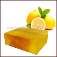 natural de jabón orgánico para blanquear la piel