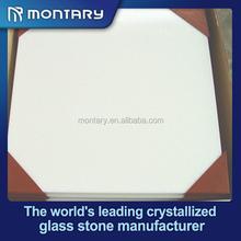 High tenacity crystal glass counter tops