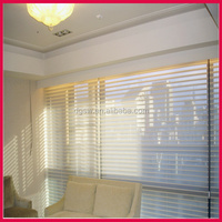 Home decor 2'' foam pvc blinds for windows, sun shade window blinds
