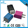 New US/EU Plug Wall Travel Mobile Power AC USB Charger for iPhone