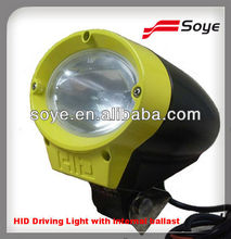 2012 new hid offroad driving light for truck trailer,hid work light car parts light duty