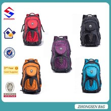 School bag manufacturer leisure sport backpack bag on sale sport book backpack bag