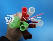 silicone rubber tube anti static/soft foam rubber strip