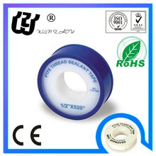 12mm*0.075mm ptfe thread sealant tape Teflone Tapes For Plumbing Pipe for water pump sell well in Indonesia market