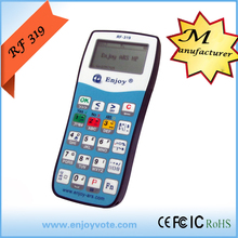 text input LCD display classroom/ meeting /Conference voting system