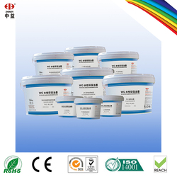 WG TH offset hot transfer pyrograph water based silk screen printing ink for transfer film/transfer paper