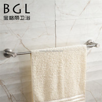 2015News 11924 Zinc alloy bathroom accessories for bathroom Wall mounted brush finishing Highly recommended towel bar