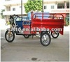 800w 60V/20AH 3 wheel electric bike for loading goods