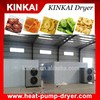 Hot Air Circulation 3 Times professional dryer Type/ Industrial best fruit dehydrator machine/ Food fruit dryer machine
