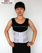 neoprene material lifting back support with steel stays