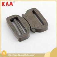 Custom vintage zinc alloy material metal side release buckle