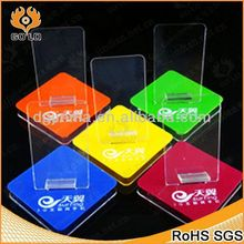 fashional cell phone display units,phone display stand retail